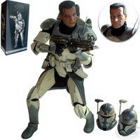 Clone Commander Wolffe : 104th Battalion