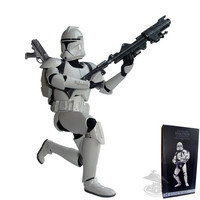 Clone Trooper Deluxe : Shiny