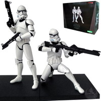Clone Trooper Two Pack (ArtFx+)