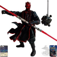 Darth Maul : Sith Training (02-42)