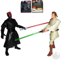 Darth Maul vs. Obi-Wan Kenobi (The Final Lightsaber Duel) (84522)