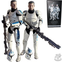 Echo and Fives : 501st Legion