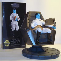 Grand Admiral Thrawn, Commander of Imperial Fleet (exclusive)