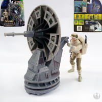 Hoth Rebel Soldier wth Anti-Vehicle Laser Cannon (69744)