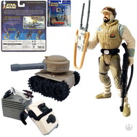 Hoth Survival Accessory Set, with Hoth Rebel Soldier (32537)