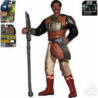 Lando Calrissian, as Skiff Guard (69622 FF)