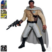 Lando Calrissian, in General's Gear (69756)