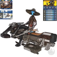 Pirate Speeder Bike with Cad Bane (94827)