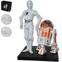 R3-A2 with K-3PO Celebration Exclusive (ArtFX+)