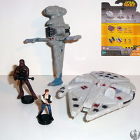 Return of the Jedi : Death Star Attack Set
