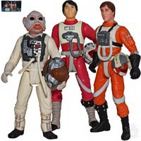 Return of the Jedi : Rebel Pilots (84057)