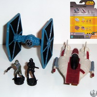 Return of the Jedi : Space Assault Set