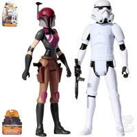 Sabine Wren and Stormtrooper (MS08)