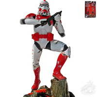 Shock Trooper Unleashed