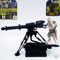 Snowtrooper with E-Web Heavy Repeating Blaster (69724)