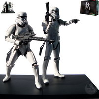 Stormtrooper,  Two Pack (ArtFX+)