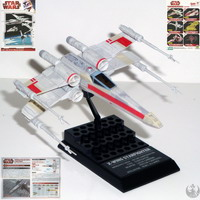 X-Wing Starfighter (Red 2) (FT)