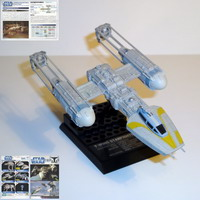 Y-wing Starfighter (FT) (3)