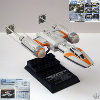Y-wing Starfighter (with body shell) (FT) (6)