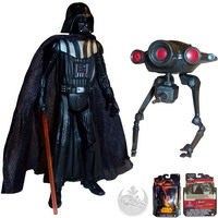 Star Destroyer : Darth Vader and Seeker Droid (MS01)