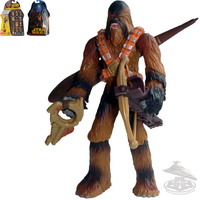 Wookiee Warrior (Brown) (III.43)