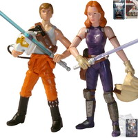 30th Anniversary Collection : Comic Pack #10 : Luke Skywalker & Mara Jade
