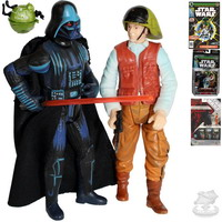 30th Anniversary Collection : Comic Pack #2 : Darth Vader & Rebel Officer
