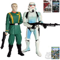 30th Anniversary Collection : Comic Pack #3 : Governor Tarkin & Stormtrooper
