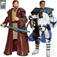 30th Anniversary Collection : Comic Pack #7 : Obi-Wan Kenobi & ARC Trooper