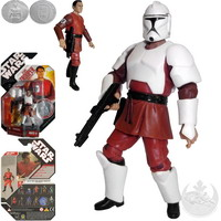 Clone Trooper (Training Fatigues) (No. 55)