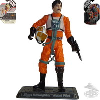 Rebel Pilot Biggs Darklighter (No. 14)