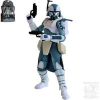 Clone Commander Wolffe (#12)