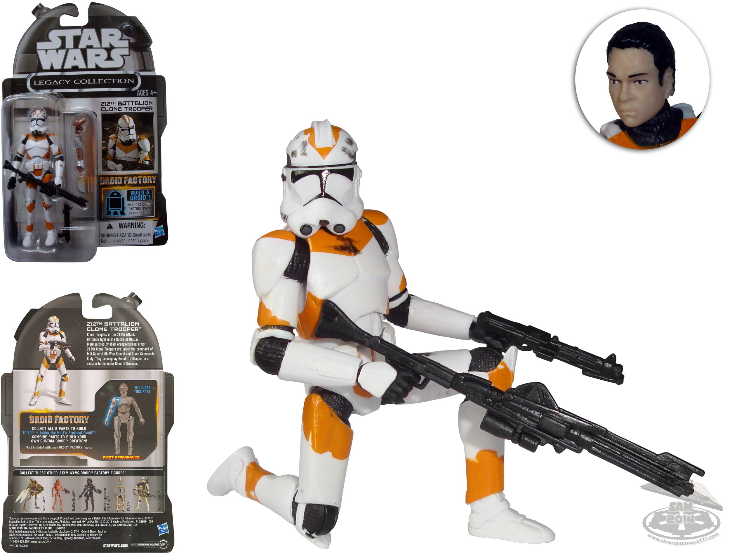 MY COLLECTION | UNIT PAGE - GAR Clone Trooper, Phase II Armor