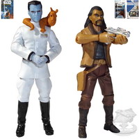 Legacy Collection : Comic Pack #9 : Grand Admiral Thrawn & Talon Karrde