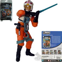 Luke Skywalker : X-Wing Pilot (87060)