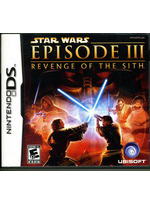 Star Wars Episode III - Revenge of the Sith (NDS)