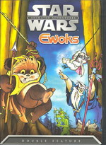 Star Wars Ewoks - The Haunted Village, Tales from the Endor Woods