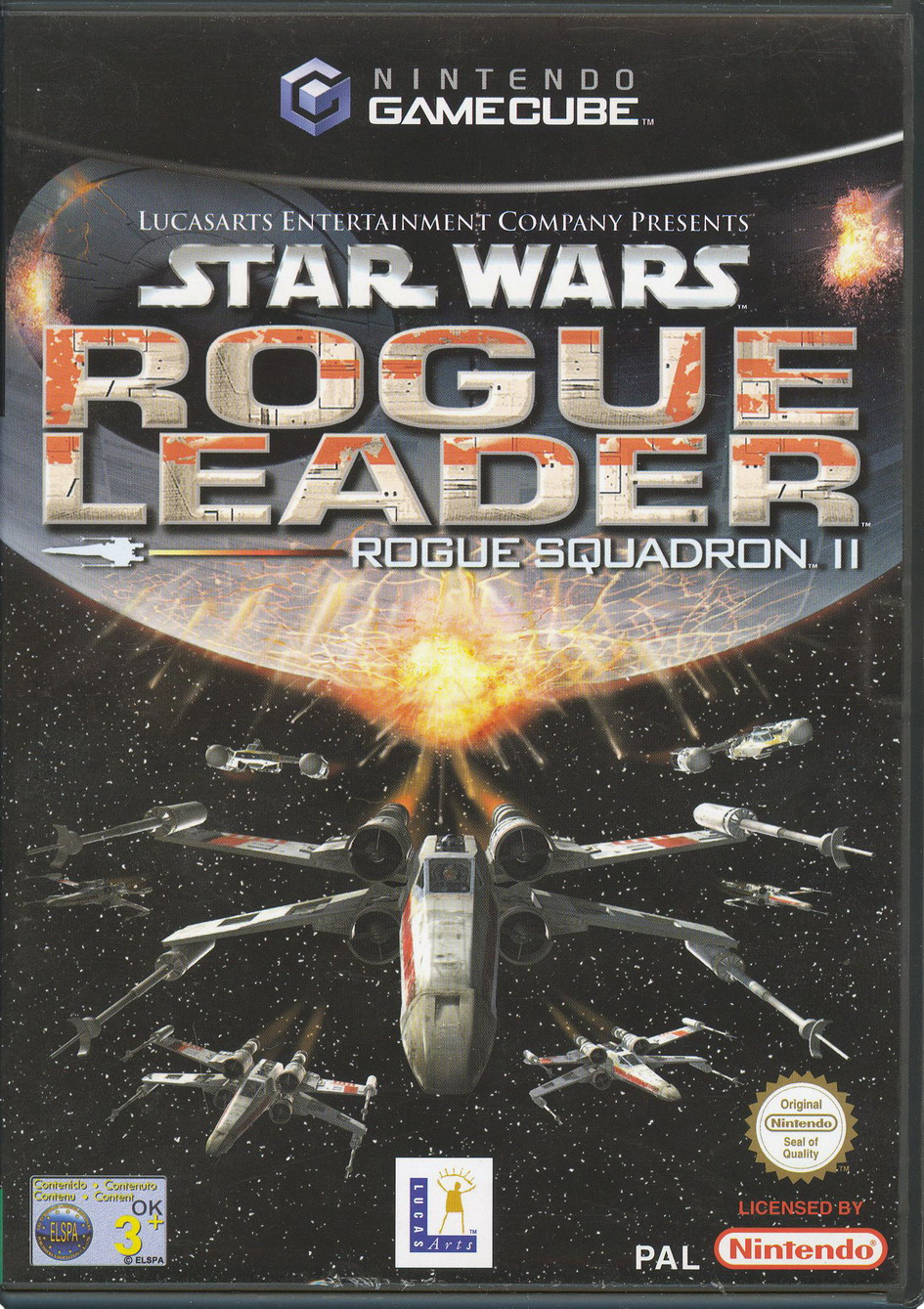 Star Wars Rogue Squadron 2 : Rogue Leader