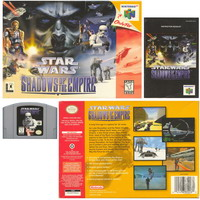Star Wars Shadows of the Empire (NIN 64)