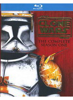 Star Wars The Clone Wars The Complete Season One (Blu Ray)