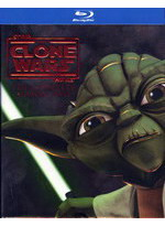 Star Wars The Clone Wars The Complete Season Two (Blu Ray)