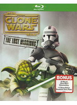 Star Wars The Clone Wars The Lost Missions (Blu Ray)