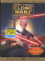 Star Wars The Clone Wars (2-disc special edition)