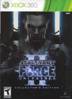 The Force Unleashed 2 : Collector's Edition (X-BOX 360)