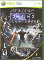 The Force Unleashed (X-BOX 360)