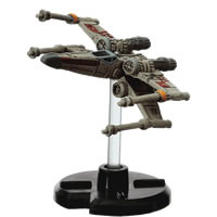 28 X-wing Starfighter Ace