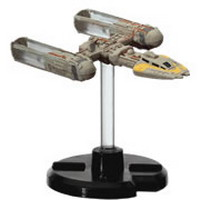 30 Y-wing Starfighter Ace