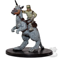 Rebel Trooper on Tauntaun